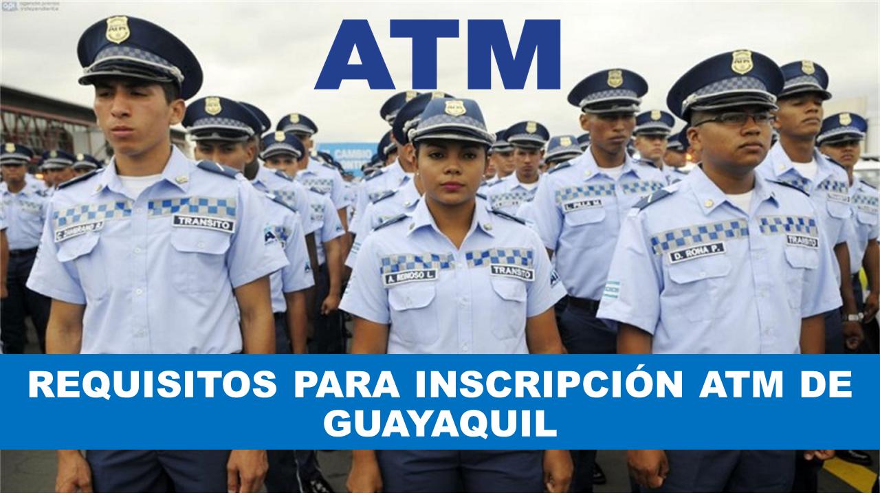 Reclutamiento para la ATM Guayaquil en Ecuador